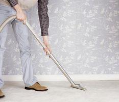 Cómo limpiar las heces humanas de la alfombra