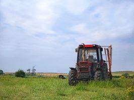 Cómo encontrar información sobre un tractor por un número de serie