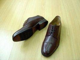 ¿Por qué los zapatos de hacer marcas?