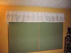 Cómo hacer que los tratamientos de ventanas cenefa