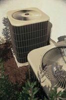 El Acondicionador de aire del ventilador no funciona