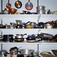 Cómo limpiar Calphalon utensilios de cocina antiadherente