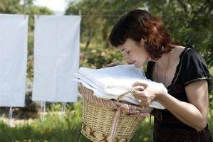 Cómo Obtener Color amarillo Fuera de algodón blanco