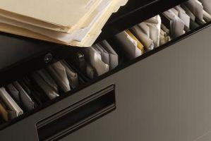 Consejos sobre la organización de archivos de inicio