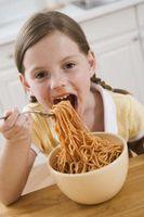 Cómo conseguir una mancha salsa de espagueti fuera