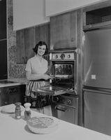 ¿Cómo resultó esposas gobiernen su casa en la década de 1950?