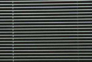 Ideas de cortina para las ventanas con travesaños