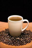 ¿Cómo puedo De-Cal Mi Tim Hortons café?