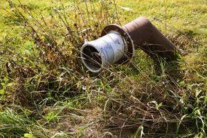 Cómo reparar una bomba de pozo superficial Jet Sears
