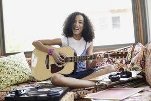 Cómo insonorizar una habitación de la guitarra