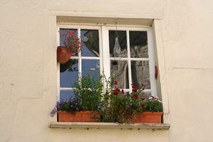 Cómo Masilla de una ventana vieja