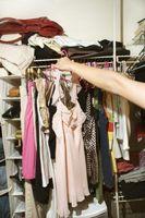 Cómo organizar tu armario de ropas en una hora