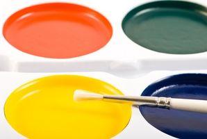Puede tablas de aluminio pueden pintar con pintura de látex?