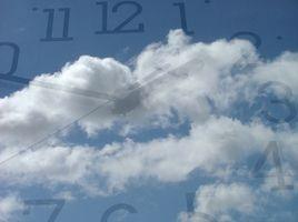 Cómo restablecer el tiempo en una estación meteorológica de LaCrosse
