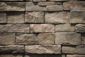 Cómo perforar en piedra arenisca