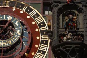 Como cambiar la hora de un reloj de cuco