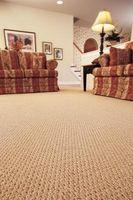 Cómo quitar la alfombra Ganchos