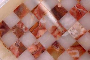 Cómo mezclar granito y cuarzo en una cocina