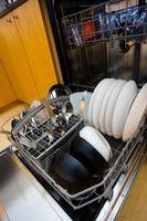 El Maytag lavavajillas es No lavar los platos
