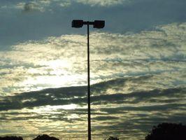 Especificaciones de iluminación de Estacionamiento