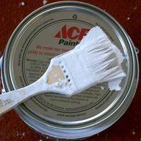 Cómo pintar techos antiguos