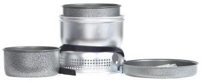 Cómo limpiar la vendimia de utensilios de cocina de aluminio fundido