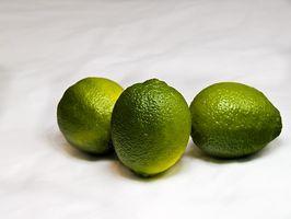 Diferencia entre naranjos y cal