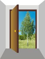 ¿Cómo puedo hacer retráctiles puertas corredizas?