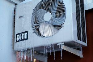 ¿La pérdida de refrigerante arruinar un compresor de aire acondicionado?