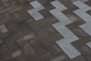 Lo que se utiliza para la lechada de baldosas en un piso de madera?