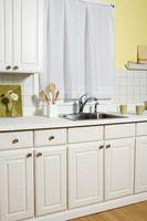 Opciones de gabinetes de cocina