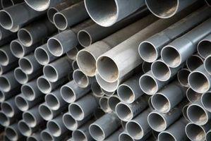 ¿Puedo construir un cobertizo El uso de PVC?