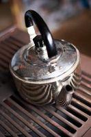 Cómo limpiar la calcificación de una caldera