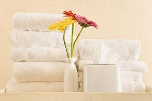 Cómo prevenir y eliminar el olor malas en You Toallas