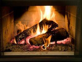 Cómo quitar olores chimenea de madera