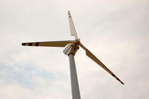 Cómo conectar las baterías de un generador de viento