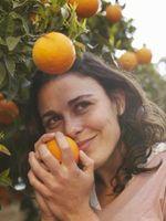 ¿Cuánto tiempo se necesita para que las naranjas que crecen en un árbol desarrollado completamente?
