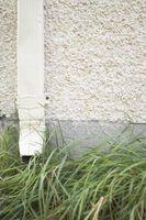 Cómo hacer una cadena de lluvia de PVC