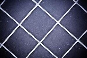 Como disponer azulejo de la pared en forma de diamante