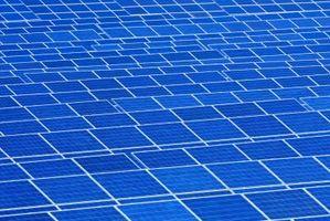 Tipos de productos solares fotovoltaicos