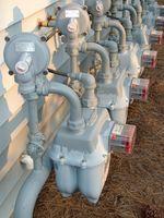 Opciones para la calefacción de una casa con gas