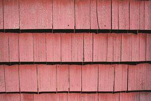 Cómo calcular la cobertura de madera Revestimiento