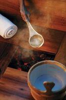 Cómo conectar un calentador de sauna Tylo