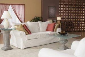 ¿Qué hacer con sofás rotos?
