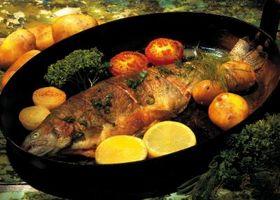 Mi sartén huele a pescado