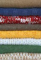 Cómo quitar Mothball olor de suéteres de lana