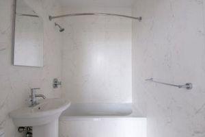 Lo Elimina manchas de agua dura de las duchas