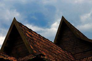 tipos de papel de fieltro para techos