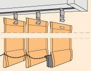 Cómo reparar persianas verticales