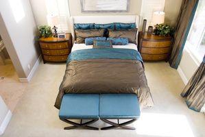 Cómo decorar su dormitorio con ropa de cama como un hotel o spa